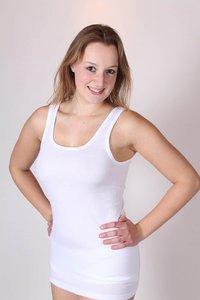 Beeren Dames Hemd Carola wit